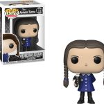 Funko Pop! Television #811 The Addam's Family Wednesday Addams