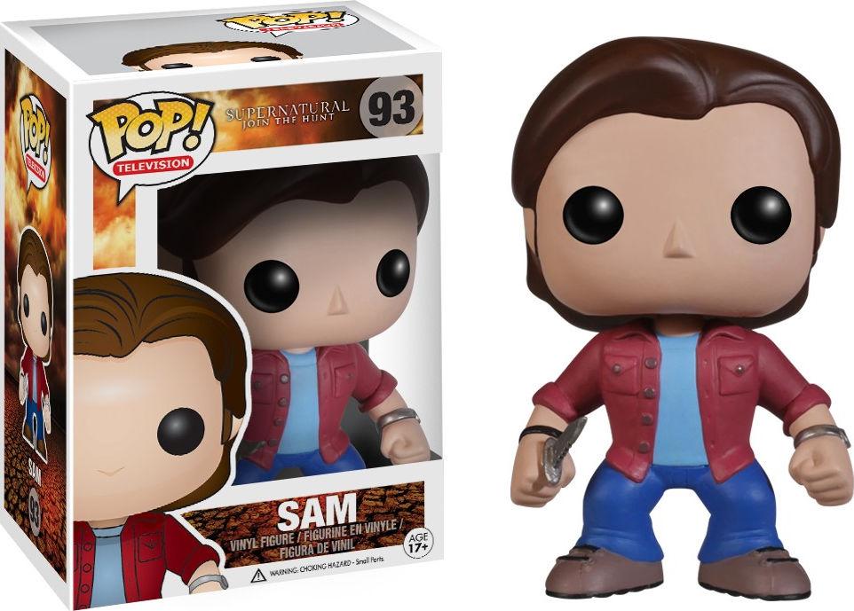 Funko Pop! Television #93 Supernatural Sam