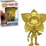Funko Pop! Television #428 Stranger Things Demogorgon [Gold]