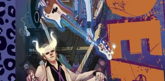 IDW Publishing & Black Crown's Punk' s Not Dead: London Calling issue #5 cover