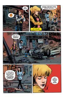 Archie Comics' Archie vs Predator II issue #1 page 2.
