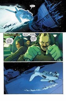 Dark Horse Comics' William Gibson's Alien 3 hardcover page 2.