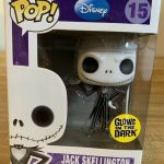 Funko Pop! Disney #15 Jack Skellington [Glow-in-the-Dark]