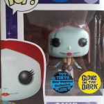 Funko Pop! Disney The Nightmare Before Christmas Sally [Glow-in-the-Dark]