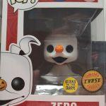 Funko Pop! Disney #71 The Nightmare Before Christmas Zero [Glow-in-the-Dark]