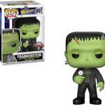 Funko Pop! Movies #607 Universal Monsters Frankenstein [with Flower]