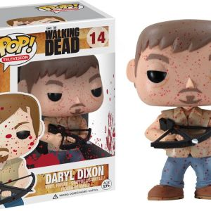 Funko Pop! Television #14 The Walking Dead Daryl Dixon [Bloody]