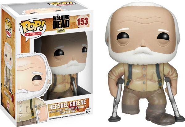 Funko Pop! Television #153 The Walking Dead Hershel Greene
