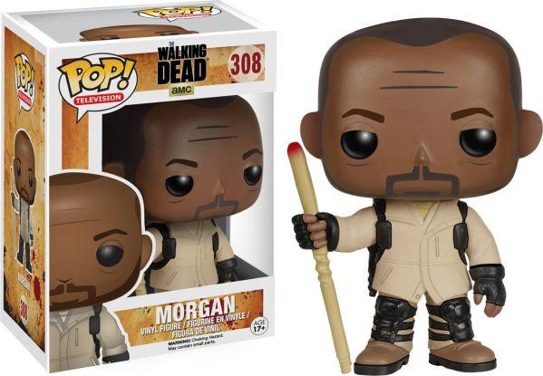 Funko Pop! Television #308 The Walking Dead Morgan