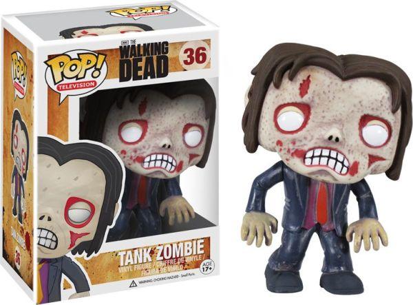 Funko Pop! Television #36 The Walking Dead Tank Zombie