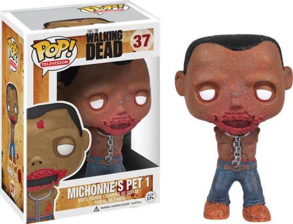Funko Pop! Television #37 The Walking Dead Michonne's Pet 1