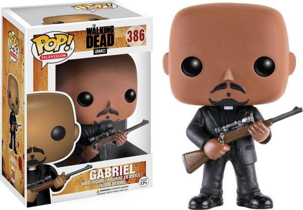 Funko Pop! Television #386 The Walking Dead Gabriel