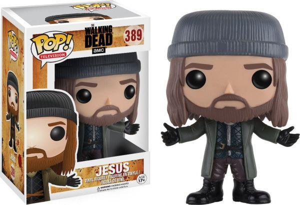 Funko Pop! Television #389 The Walking Dead Jesus