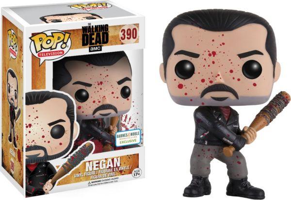 Funko Pop! Television #390 The Walking Dead Negan [Bloody]