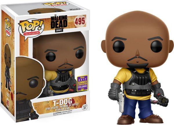 Funko Pop! Television #495 The Walking Dead T-Dog