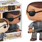 Funko Pop! Television #66 The Walking Dead The Governor (with Eye Patch)