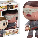 Funko Pop! Television #70 The Walking Dead The Governor [Bloody]