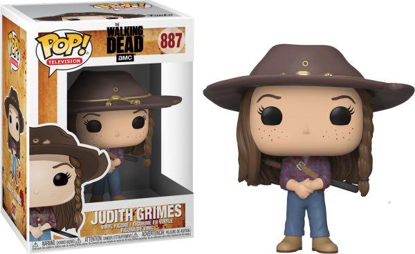 Funko Pop! Television #887 The Walking Dead Judith Grimes