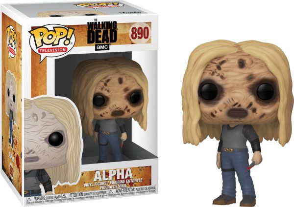 Funko Pop! Television #890 The Walking Dead Alpha