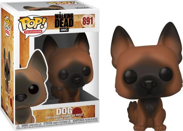 Funko Pop! Television #891 The Walking Dead Dog