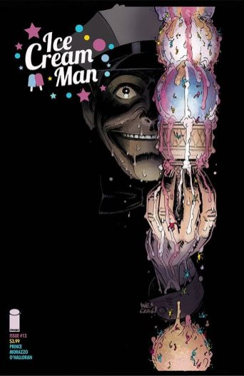 Image Comics' Ice Cream Man Issue #13 Cover B by Wes Craig