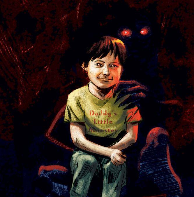 AfterShock Comics' Babyteeth Issue #15 Cover by Mark Englert
