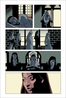 Amigo Comics' Roman Ritual Vol 2 Issue #2 Preview Page 1