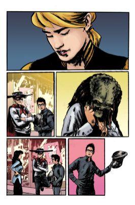 Archie Comics' Archie Vs Predator Issue #2 Page 7