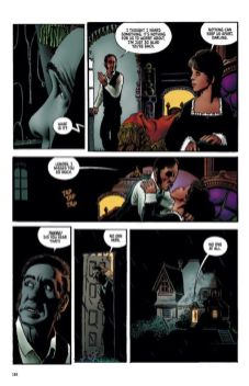 Dark Horse Comics' Spirits of the Dead Paperback Graphic Novel Preview Page 2