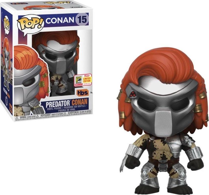 Funko Pop! Conan #15 Predator Conan
