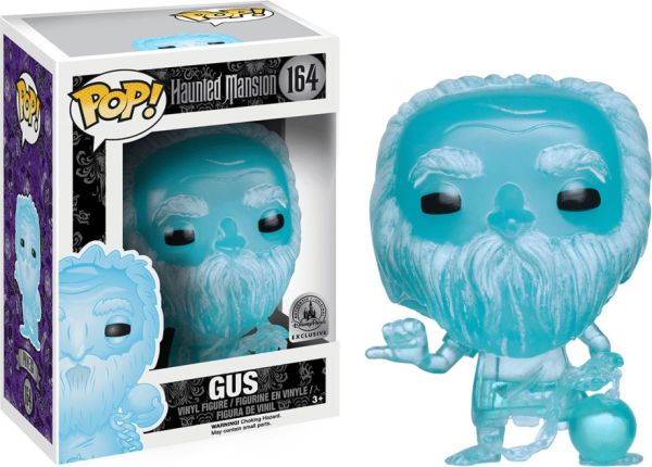 Funko Pop! Disney #164 Haunted Mansion Gus