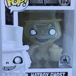 Funko Pop! Disney #165 Haunted Mansion Hatbox Ghost