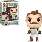 Funko Pop! Games #265 Hello Neighbor The Neighbor With Apron And Cleaver