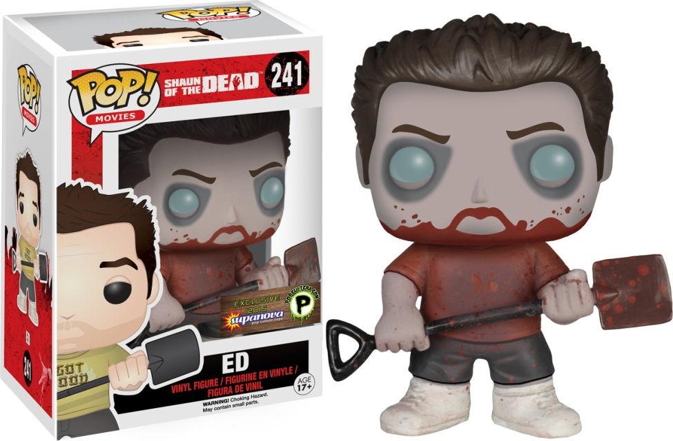 Funko Pop! Movies #241 Shaun of the Dead Ed [Zombie]