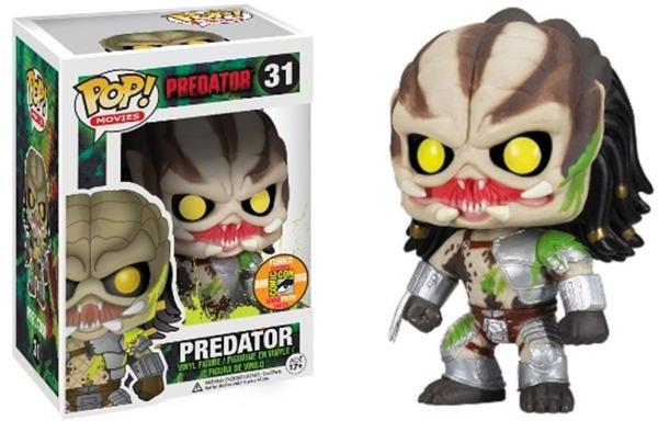 Funko Pop! Movies #31 Predator Predator [Bloody]
