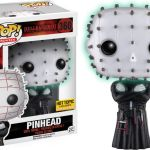 Funko Pop! Movies #360 Hellraiser III: Hell on Earth Pinhead [Glow-in-the-Dark]