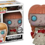Funko Pop! Movies #469 The Conjuring Universe Annabelle [Bloody]