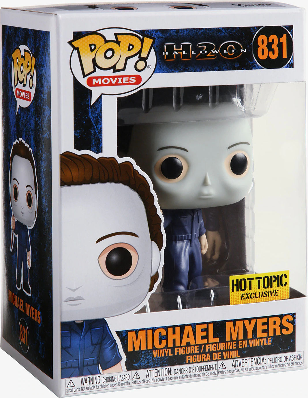 Funko Pop! Movies #831 Halloween H20 Michael Myers
