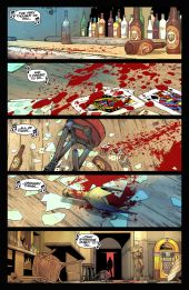 Image Comics & Top Cow Productions' Postal Deliverance Issue #2 Preview Page 3