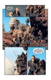 Dark Horse Comics Aliens: Rescue #3 Preview Page 2