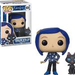 Funko Pop! Animation #422 Coraline Coraline With Cat