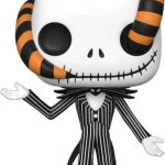 Funko Pop! Disney The Nightmare Before Christmas Jack Skellington [Snake Head]