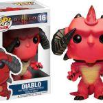 Funko Pop! Games #16 Diablo III Diablo