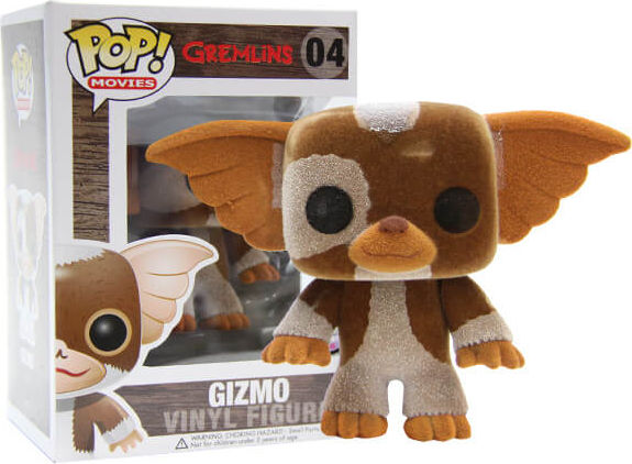 Funko Pop! Movies #04 Gremlins Gizmo [Flocked]