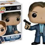 Funko Pop! Television #183 The X-Files Fox Mulder