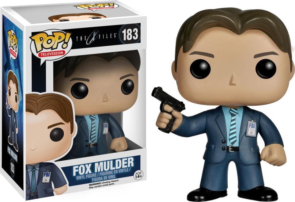 Funko Pop! Television #183 The X-Files Fox Mulder