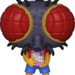 Funko Pop! Television #820 The Simpsons: Treehouse of Horror Fly Boy Bart
