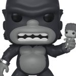 Funko Pop! Television #822 Simpsons: Treehouse of Horror King Homer