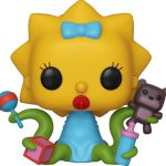 Funko Pop! Television #823 The Simpsons: Treehouse of Horror Alien Maggie