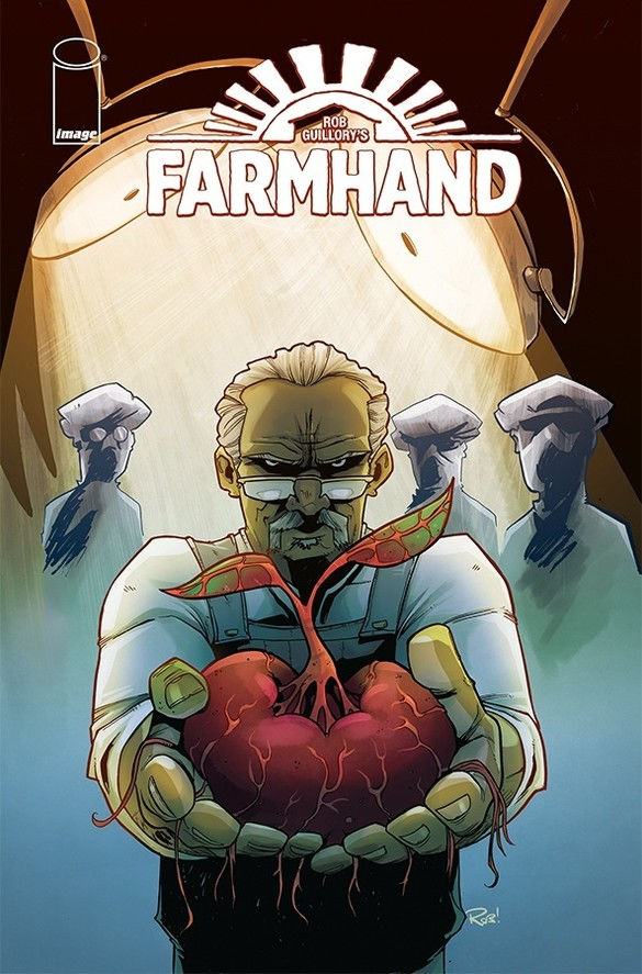 Image Comics Farmhand Vol. 2 Thorne in the Flesh Trade Paperback Cover by Rob Guillory